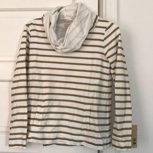 Jcrew cowl-neck sweater